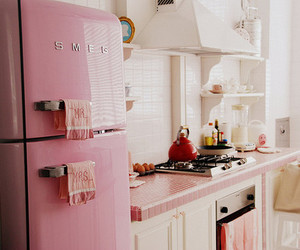 50s, 60s, and kitchen image