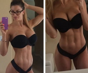 abs, fit, and body image