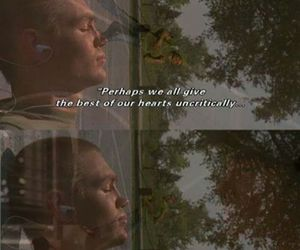 quote, lucas scott, and one tree hill image