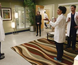 ellen pompeo, justin chambers, and merder image