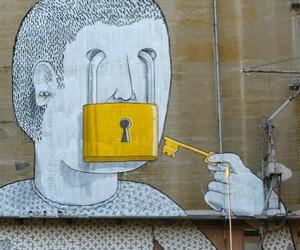 art, illustration, and street image