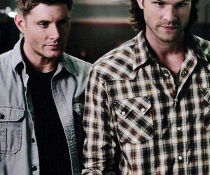 dean winchester, funny, and jared padalecki image