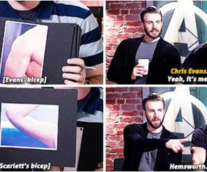 Marvel, Avengers, and thor image