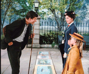 Mary Poppins and disney image