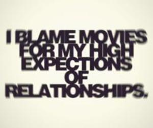 Relationship, movies, and quote image