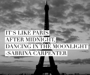 eyes wide open, paris, and quote image