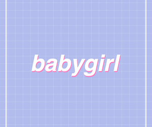 adorable, baby, and grunge image
