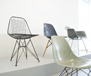 architecture, chairs, and design image
