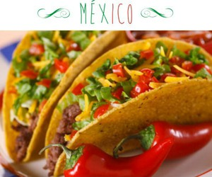 delicious, mexico, and food image