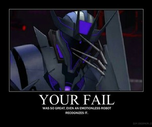 fail, funny, and soundwave image