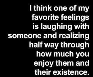 awesome, feeling, and laughter image