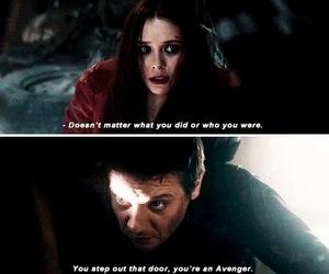 Marvel and elizabeth olsen image