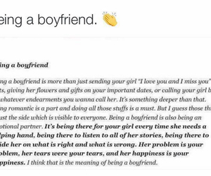 boyfriend and Relationship image