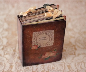 diary and vintage image