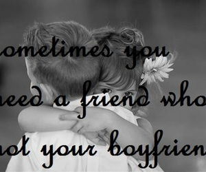 friend, quote, and text image