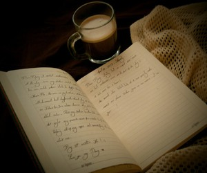 book and diary image