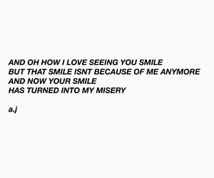 i miss you, poem, and quotes image