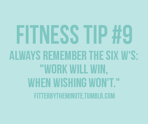 healthy, fitness tips, and motivation image