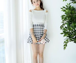 kfashion, ulzzang, and k-fashion image