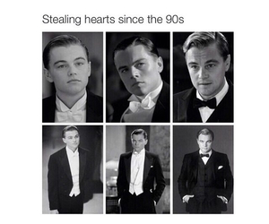 Leo, young, and dicaprio image