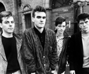the smiths, morrissey, and rock image