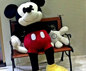 mickey, mickey mouse, and sweet image