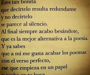 poesia, love, and amor image