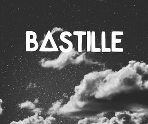 band, bastille, and grunge image