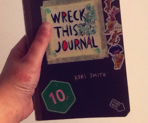 book, fun, and journal image