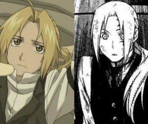 anime, Full Metal Alchemist, and manga image