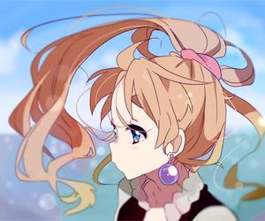 anime, girl, and k-on image