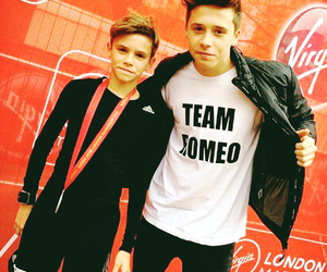 brothers, cute, and brooklyn beckham image