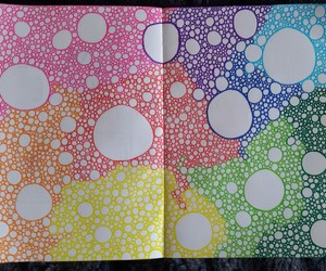 circle, colours, and draw image
