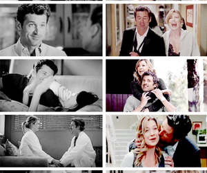couple, ellen pompeo, and forever image