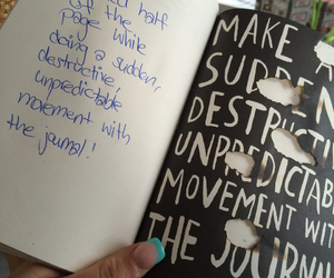 style, urban, and wreck this journal image