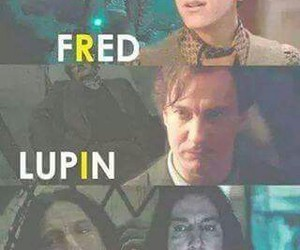harry potter, Fred, and rip image