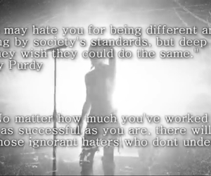 qoute, saying, and black veil brides image