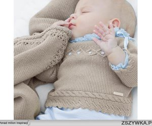 baby, caring, and charming image