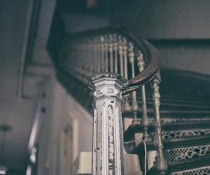 stairs, vintage, and indie image