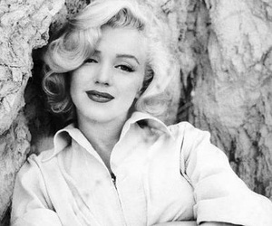 Marilyn Monroe, marilyn, and blonde image