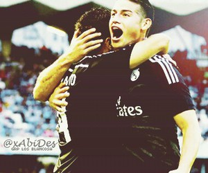 james, rodriguez, and real madrid image