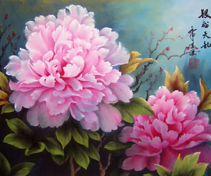 amazing, art, and flower image