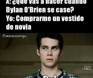 fangirl, dylan o'brien, and maze runner image