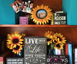 college, decor, and decorations image
