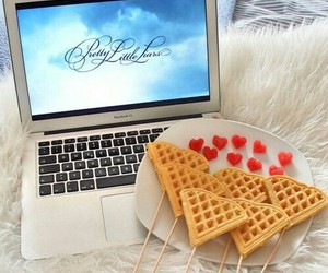 pretty little liars, food, and pll image
