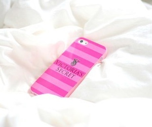 iphone, pink, and Victoria's Secret image
