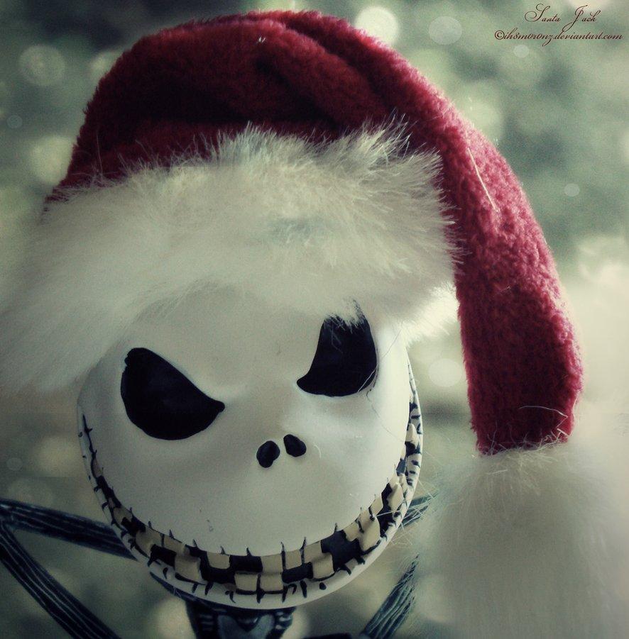 26b2107745509 Santa Jack by  ih8m0r0nz shared by Νadia Starfish