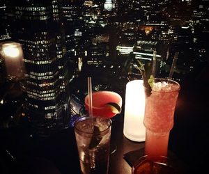 drink and night image