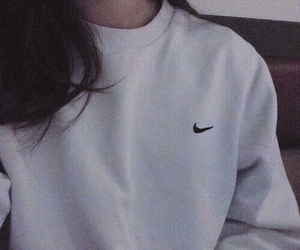 fashion, grunge, and nike image