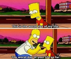 funny, simpsons, and homer image